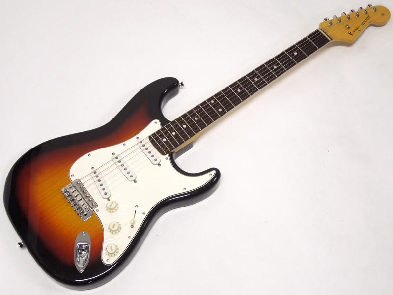 K.Nyui KNST ALDER Rosewood Fingerboard / 3TS 【国産エレキギター オーダーモデル WO】