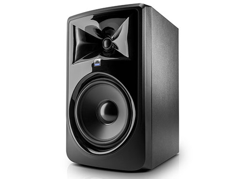 JBL ( ジェイビーエル ) 308P MkII (1本) ◆ パワード 2-Way スタジオモニター 2年間の国内代理店保証 【308PMk2】 [ 送料無料 ]