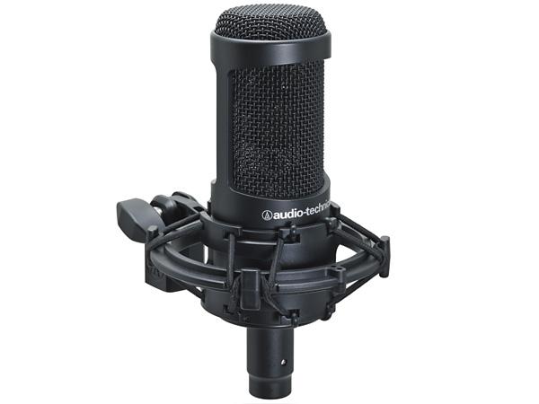 audio-technica ( オーディオテクニカ ) AT2035 ◆ コンデンサーマイク [ 送料無料 ]
