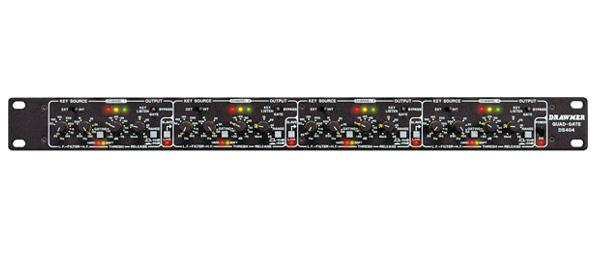 DRAWMER ( ドローマー ) DS404 ◆クワド・ノイズゲート