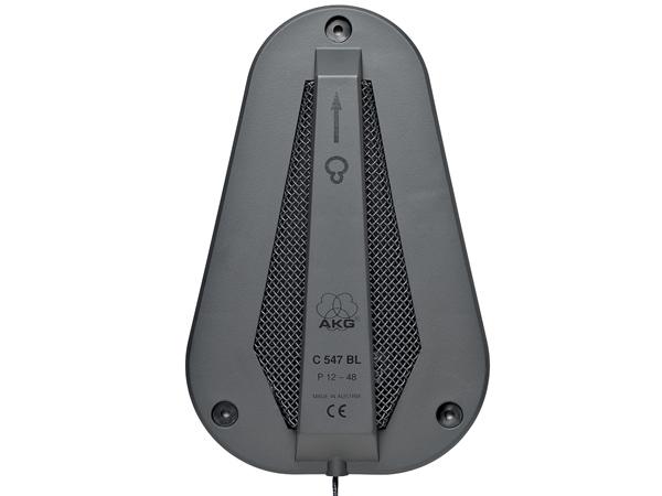 AKG ( エーケージー ) C547 BL ◆ コンデンサーマイク [ 送料無料 ]