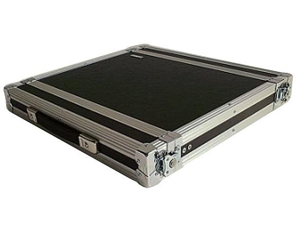 for パワーアンプ ラックエフェクター アウトボード等の収納 ARMOR アルモア 1U RACKCASE 収納 安値 黒 アウトボード パワーアンプ等 新作販売 FRP ラックケース D360mm