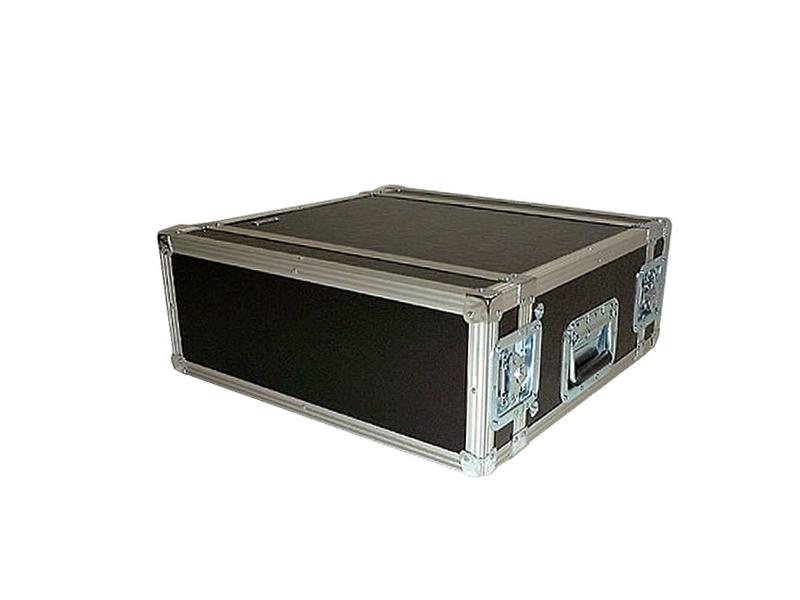 ARMOR ( アルモア ) 4U RACKCASE D450mm 黒 ◆ ラックケース FRP ラックエフェクター・アウトボード・パワーアンプ等 収納