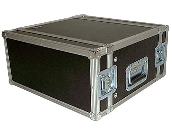 ARMOR ( アルモア ) 5U RACKCASE D450mm 黒 ◆ ラックケース FRP ラックエフェクター・アウトボード・パワーアンプ等 収納