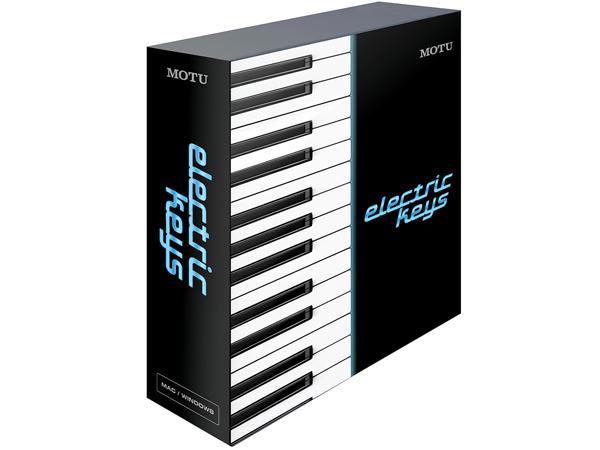 MOTU ( マーク オブ ザ ユニコーン ) Electric Keys