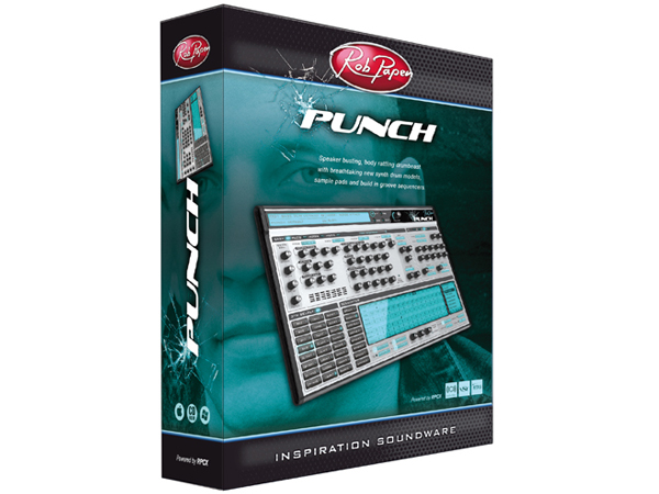 Rob Papen ( ロブ パペン ) PUNCH