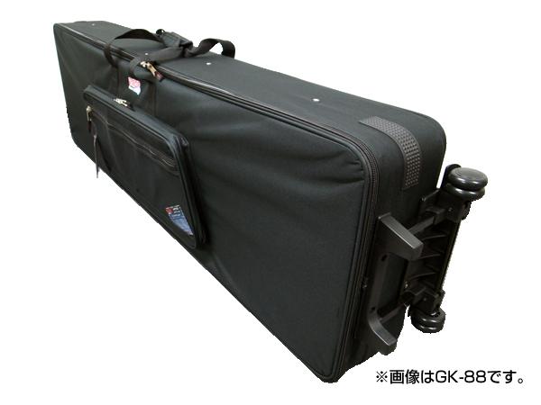 GATOR ( ゲイター ) GK76 ◆ 76鍵盤 キーボードセミハードケース 【GK-76】