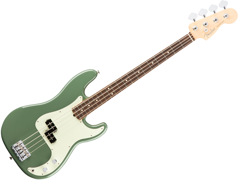 Fender ( フェンダー ) American Professional Precision Bass( Antique Olive /R) 【USA アメリカン プロ プレベ 】【0193610776】