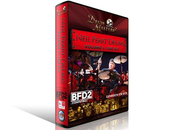 信頼 Sonic Reality ( 拡張音源 [ ソニック リアリティ ) Neil ドラムス Peart Drums: The Kit for BFD2 [送料無料] ニール パート ドラムス [ DTM ]▽ プラグイン BFD2 拡張音源 DW【smtb-k】【w3】, 宇検村:3eba7466 --- mundoacademico.com.co