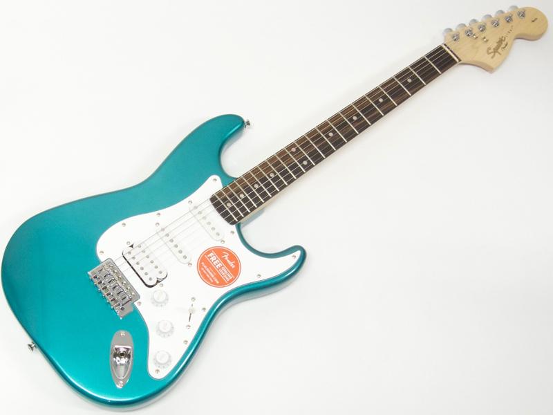 SQUIER ( スクワイヤー ) Affinity Stratocaster HSS (RCG) 【ストラトキャスター by フェンダー】【0310700592】【C3316 モノグラム・ストラップ プレゼント 】 エレキギター