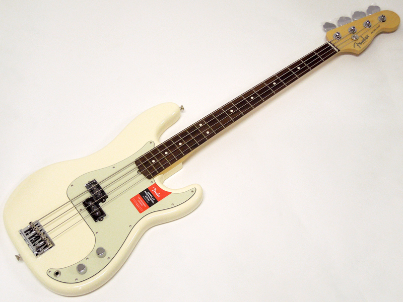 Fender ( フェンダー ) American Professional Precision Bass( Olympic White /R ) 【USA アメリカン プロ プレベ WO 】【193612705】