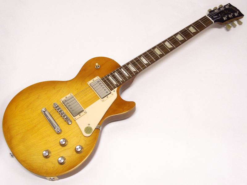 Gibson ( ギブソン ) Les Paul Tribute 2018 Faded Honey Burst 【USA レスポール WO 180065469 】