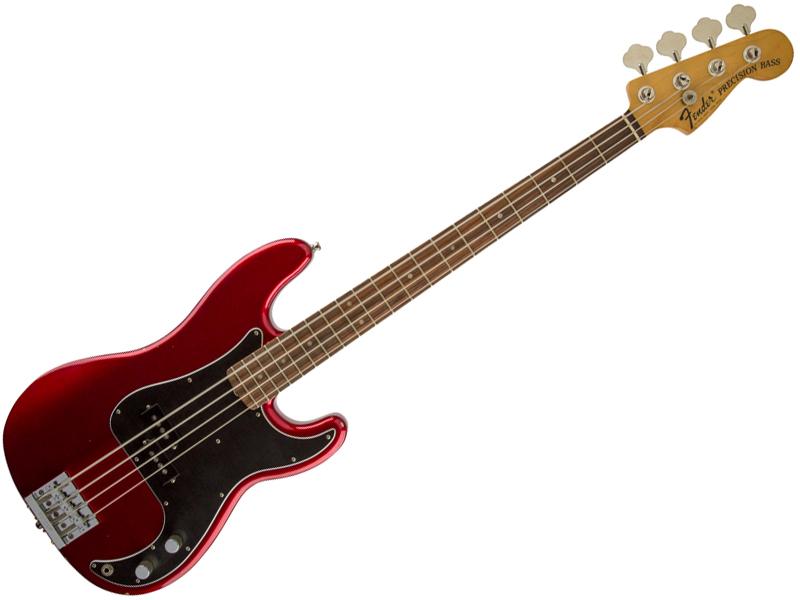Fender ( フェンダー ) Nate Mendel P Bass 【ネイト・メンデル プレベ Mex】【142500309】