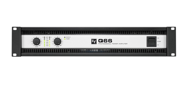 人気デザイナー Electro-Voice ( EV エレクトロボイス ) EV Q66-2 Q◆ パワーアンプ )・250W+250W 8Ω [ Q series ][ 送料無料 ], ピックアップショップ:614065e2 --- clftranspo.dominiotemporario.com
