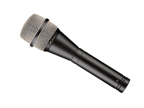 Electro-Voice ( EV エレクトロボイス ) PL80a ◆ ダイナミックマイク スーパーカーディオイド [ PL series ][ 送料無料 ]