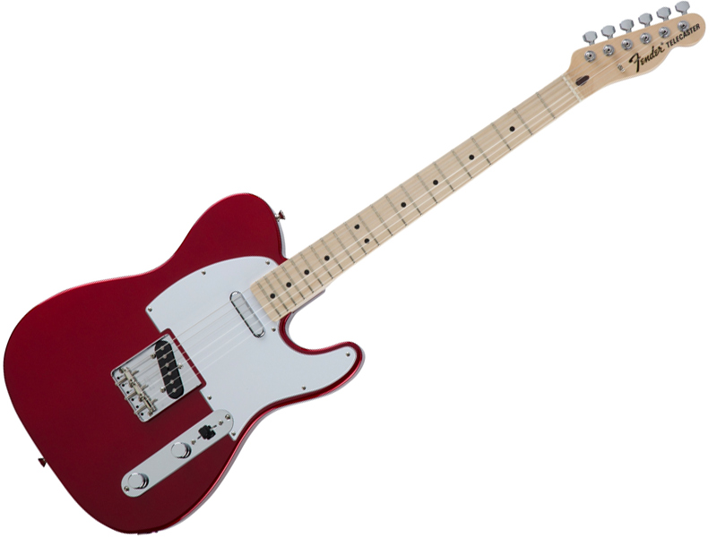 Fender ( フェンダー ) Made in Japan Traditional 70s Telecaster Ash(Candy Apple Red /M )【国産 テレキャスター 】【5350702309】