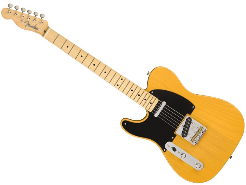 Fender ( フェンダー ) American Original 50s Telecaster Left-Hand(Butterscotch Blonde )【USA レフトハンド テレキャスター 左用 】【0110133850】