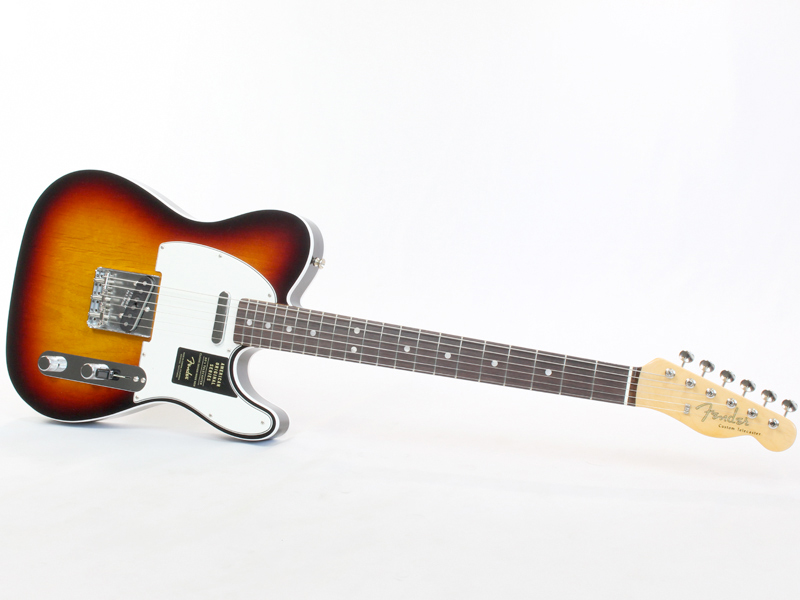 Fender ( フェンダー ) American Original 60s Telecaster (3-Color Sunburst)【USA テレキャスター 】【0110140800】