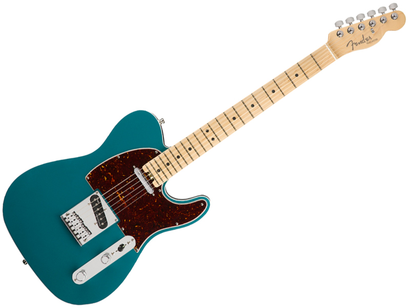 Fender ( フェンダー ) American Elite Telecaster (Ocean Turquoise /M) 【USA テレキャス エリート】【0114212708】 エレキギター