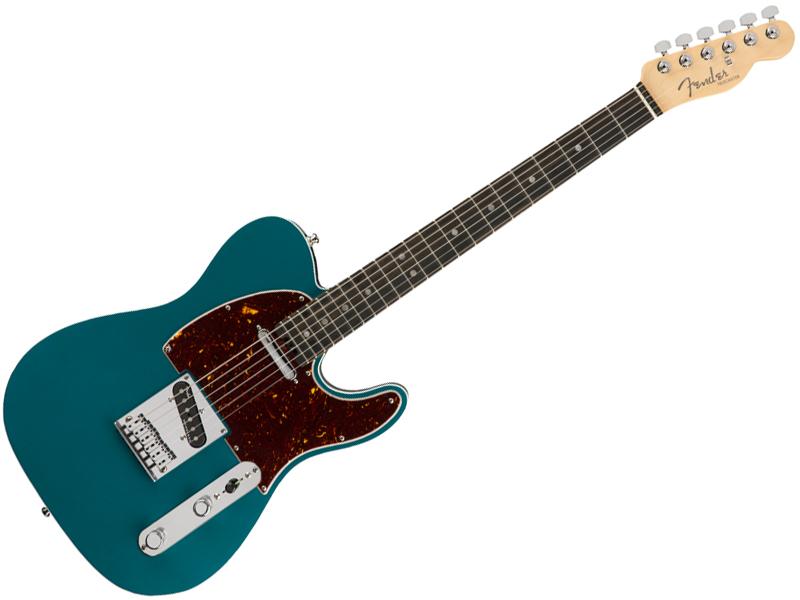 Fender ( フェンダー ) American Elite Telecaster (Ocean Turquoise /E ) 【USA テレキャス エリート】【0114211708】 エレキギター