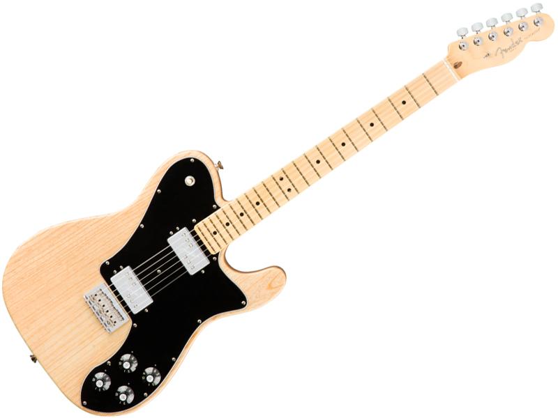 Fender ( フェンダー ) American Professional Telecaster Deluxe ShawBucker( Natural/M)【USA テレキャスター デラックス 】【0113082721】 アメリカン・プロフェッショナル