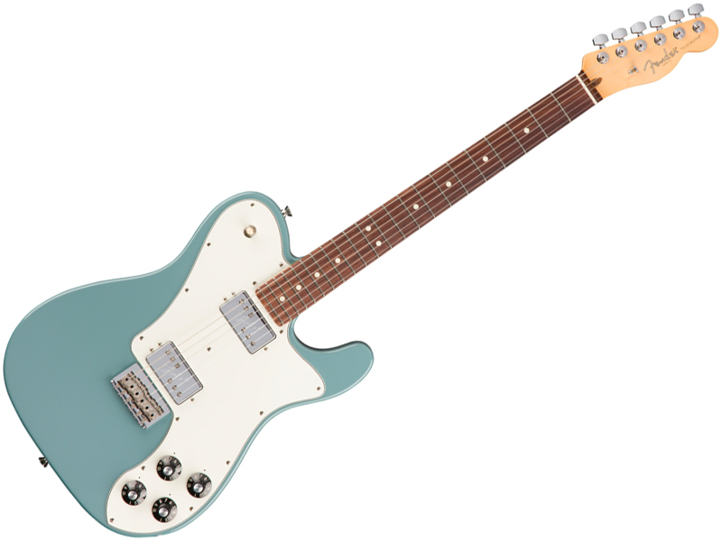 Fender ( フェンダー ) American Professional Telecaster Deluxe ShawBucker( Sonic Gray/R)【USA テレキャスター デラックス 】【113080748】 アメリカン・プロフェッショナル