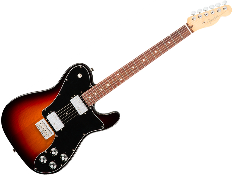 Fender ( フェンダー ) American Professional Telecaster Deluxe ShawBucker( 3-Color Sunburst/R)【USA テレキャスター デラックス 】【113080700】 アメリカン・プロフェッショナル
