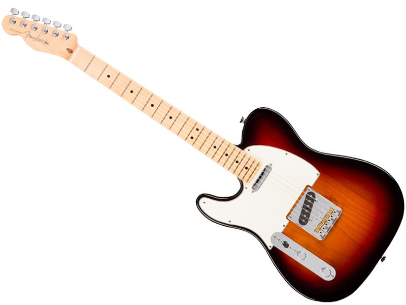 Fender ( フェンダー ) American Professional Telecaster Left-Hand(3-Color Sunburst/M)【USAレフトハンド テレキャスター 左用】【113072700】 アメリカン・プロフェッショナル
