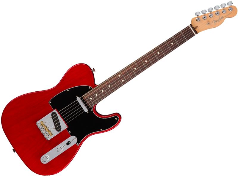 Fender ( フェンダー ) American Professional Telecaster( Crimson Red Transparent/R)【USA テレキャスター 】【0113060738】 アメリカン・プロフェッショナル