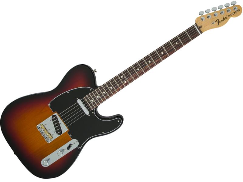 Fender ( フェンダー ) American Special Telecaster (3-Color Sunburst /R) 【USA アメリカン・スペシャル テレキャスター】【0115800300】 エレキギター