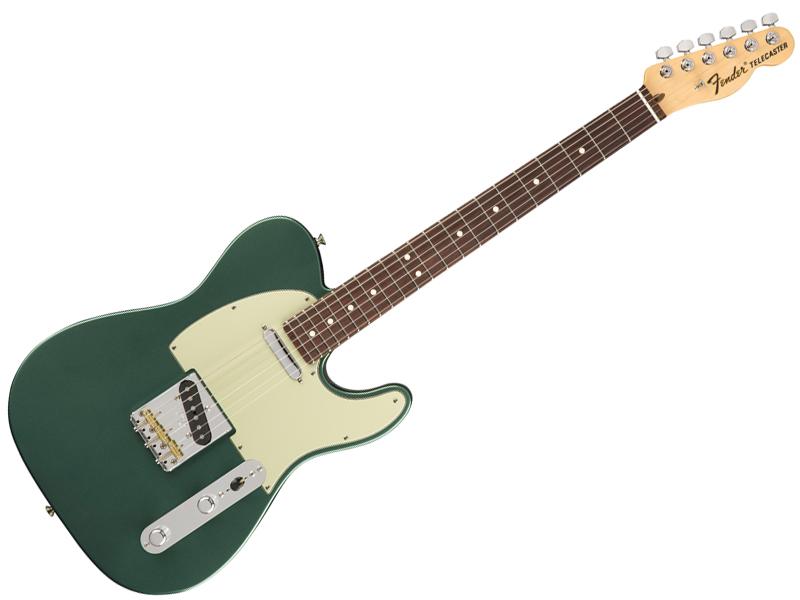 Fender ( フェンダー ) American Special Telecaster (Sherwood Green Metallic /R) 【USA アメリカン・スペシャル テレキャスター】【0115800346】 エレキギター