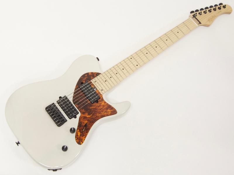 Bacchus ( バッカス ) T7-SPECIAL-I(WBD/M) 【国産7弦 エレキギター インスピレーションカスタム 】