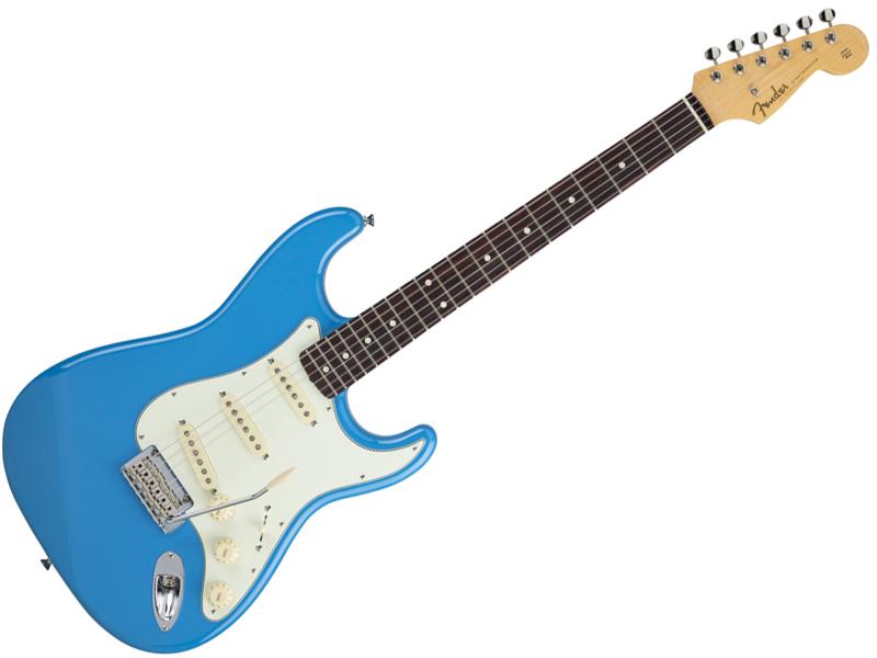 Fender ( フェンダー ) Made in Japan Hybrid 60s Stratocaster (California Blue )【国産 ストラトキャスター 】【5657600330】 フェンダー・ジャパン