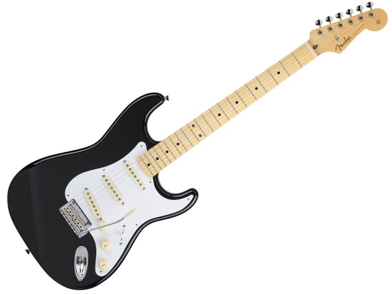 Fender ( フェンダー ) Made in Japan Hybrid 50s Stratocaster (Black)【国産 ハイブリッド・ストラトキャスター 】【5651052306】 フェンダー・ジャパン MIJ