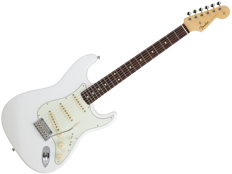Fender ( フェンダー ) Made in Japan Hybrid 60s Stratocaster (Arctic White)【国産 ストラトキャスター】【5657600380】 フェンダー・ジャパン
