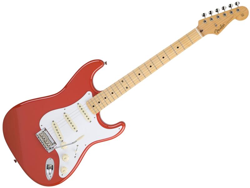 Fender ( フェンダー ) Made in Japan Hybrid 50s Stratocaster (Fiesta Red)【国産 ハイブリッド・ストラトキャスター 】【5651052340】 フェンダー・ジャパン MIJ