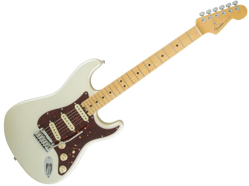 Fender ( フェンダー ) American Elite Stratocaster (Olympic Pearl/M) 【USA エリート ストラトキャスター 】【0114002723】 アメリカン・エリート