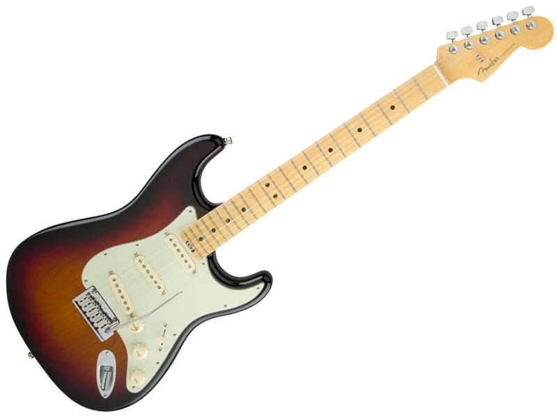 Fender ( フェンダー ) American Elite Stratocaster (3-Color Sunburst/M) 【USA エリート ストラトキャスター 】【0114002700】 アメリカン・エリート