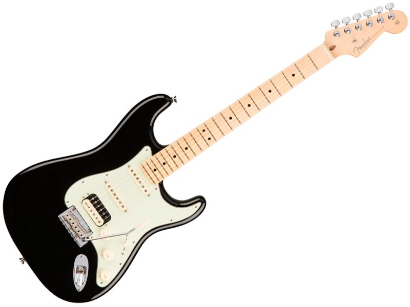 Fender ( フェンダー ) American Professional Stratocaster HSS (Black/M )【USA ストラトキャスター 】【0113042706】