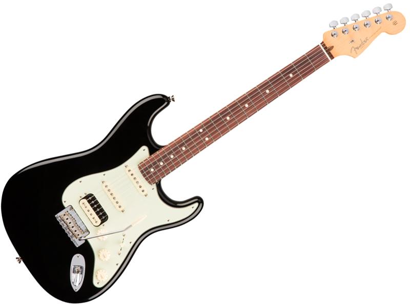 Fender ( フェンダー ) American Professional Stratocaster HSS (Black /R )【USA ストラトキャスター 】【0113040706】