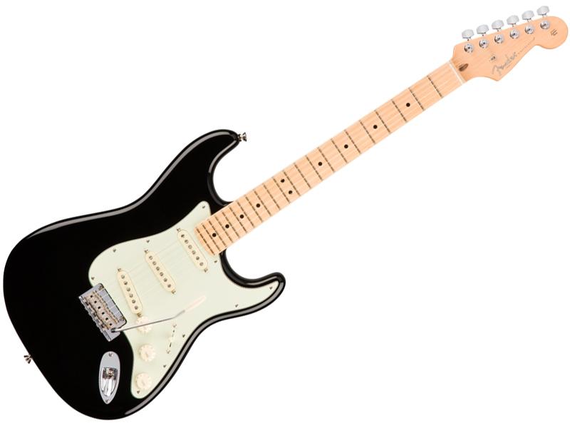 Fender ( フェンダー ) American Professional Stratocaster (Black /M)【USA ストラトキャスター 】【0113012706】 アメプロ