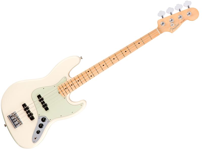Fender ( フェンダー ) American Professional Jazz Bass(Olympic White/M)【USA ジャズベース アメリカン・プロフェッショナル 】【193902705】