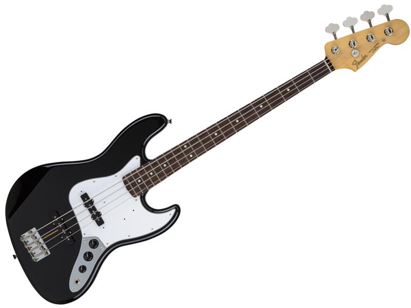 Fender ( フェンダー ) Made in Japan Hybrid 60s Jazz Bass(Black)【国産 ハイブリッド ジャズベース 】【5758600306】 フェンダー・ジャパン