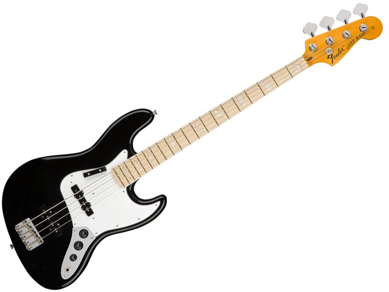 Fender ( フェンダー ) American Original 70s Jazz Bass (Black)【USA ジャズベース 】【190142806】
