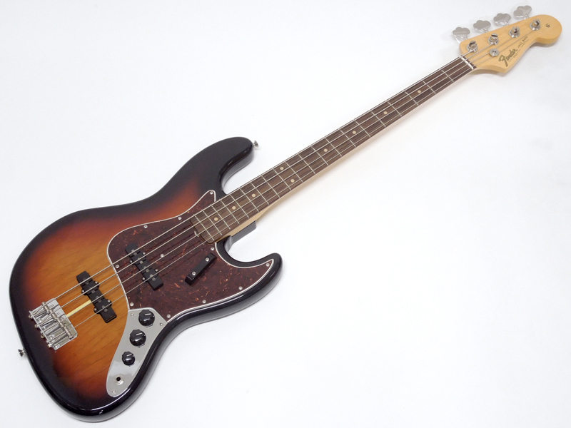 Fender ( フェンダー ) American Original 60s Jazz Bass (3-Color Sunburst)【USA ジャズベース 】【190130800】