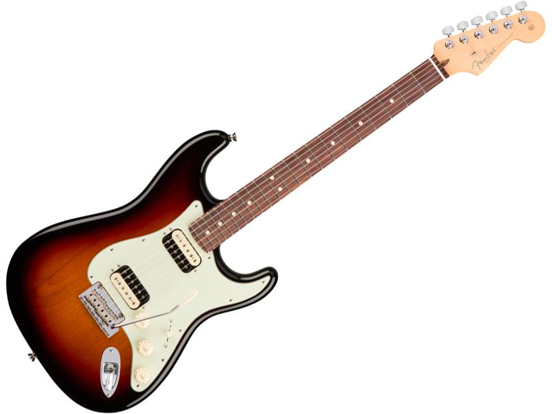 Fender ( フェンダー ) American Professional Stratocaster HH ( 3-Color Sunburst/R )【USA ストラトキャスター 】【113050700】