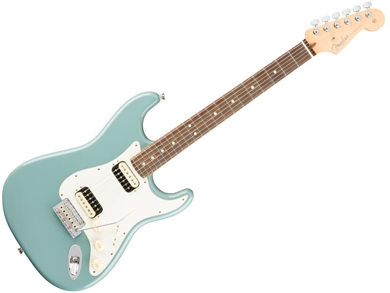 Fender ( フェンダー ) American Professional Stratocaster HH ( Sonic Gray /R )【USA ストラトキャスター 】【113050748】