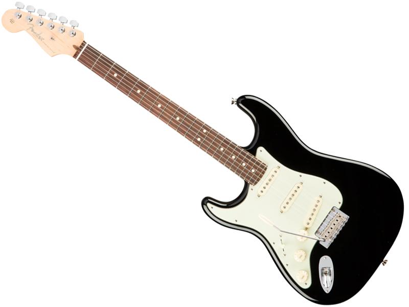 Fender ( フェンダー ) American Professional Stratocaster Left-Hand(Blackt/R)【USA レフトハンド ストラトキャスター 左用 】【113030706】 アメプロ