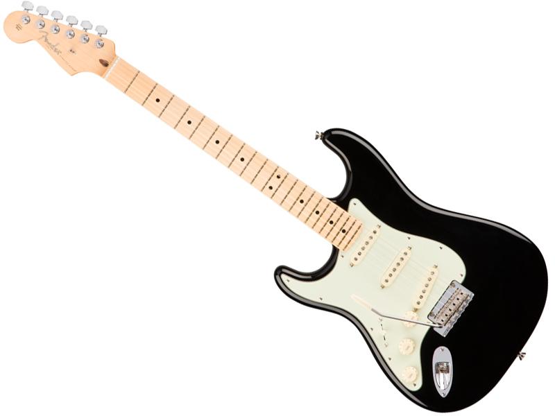 新作モデル Fender ( フェンダー】【113032706】 ) フェンダー American Professional レフトハンド Stratocaster Left-Hand(Black/M)【USA レフトハンド ストラトキャスター 左用】【113032706】 アメプロ, 赤平市:e9337597 --- todoastros.com