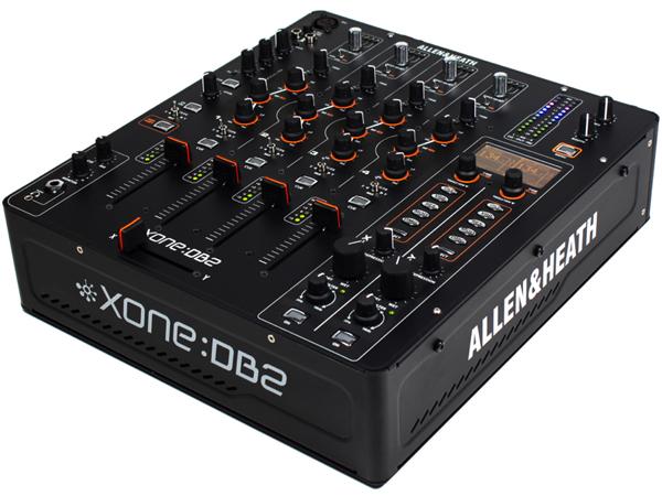 ALLEN&HEATH ( アレンアンドヒース ) XONE:DB2【取り寄せ商品/受注後納期確認 】 [送料無料] アレン アンド ヒース ゾーン DB2 [ DJ ]▽ DJ ミキサー PC - DJ システム【smtb-k】【w3】